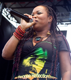 Queen Ifrica at Groovin in the Park