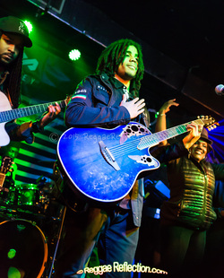 Skip Marley debut performance Miami