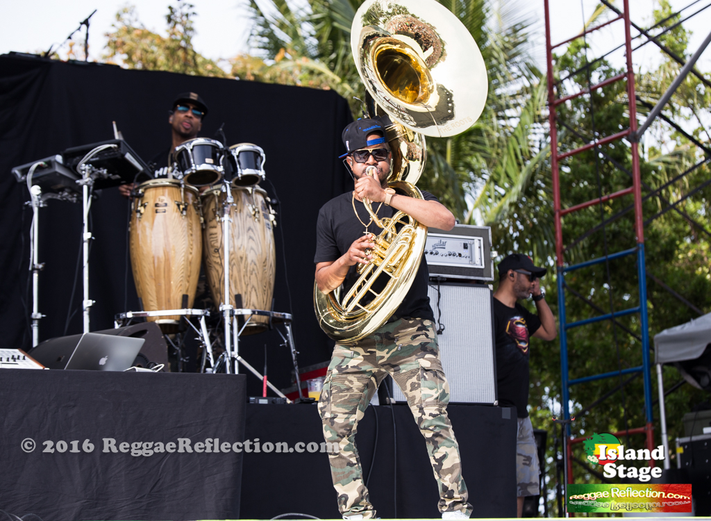 Tuba Gooding Junior The Roots