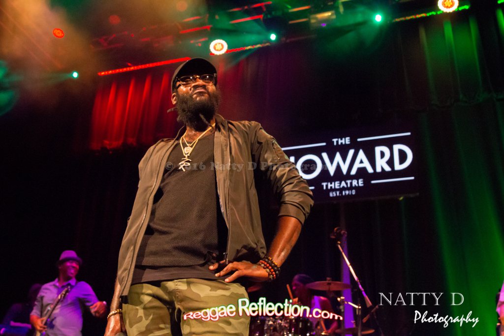 Tarrus Riley Howard's Theatre DC
