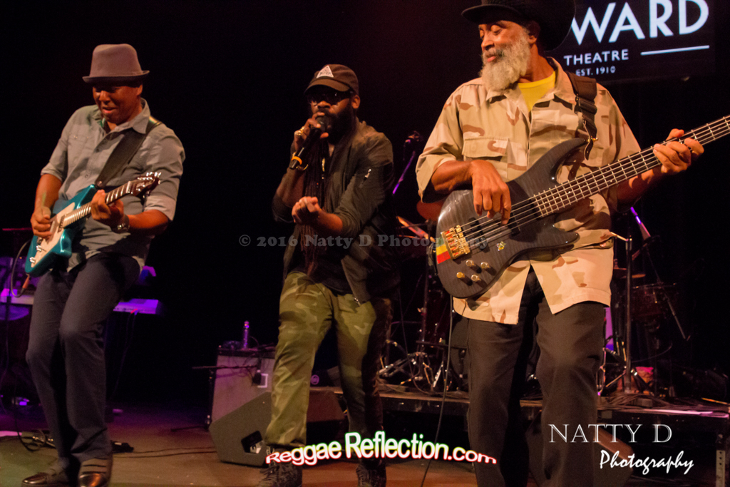 Tarrus Riley Blak Soil Band